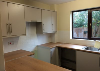 Kitchen Renovation, Peterborough