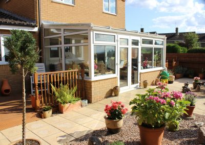 Conservatory and Landscaped Garden, Collyweston