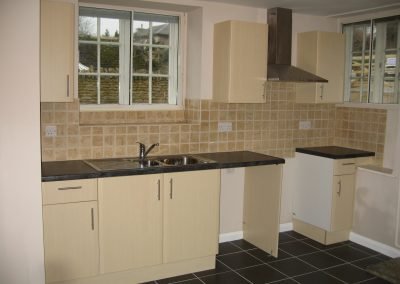 Kitchen Renovation, Duddington