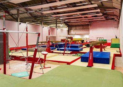 Hereford Sparks Gymnastics Club, Hereford