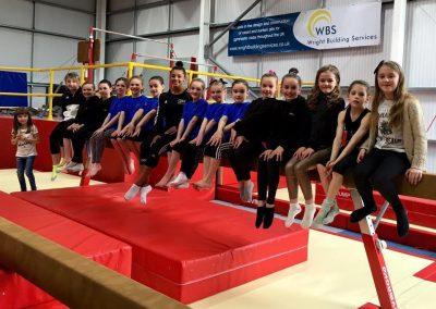 Midlands Gymnastics Academy, Nuneaton