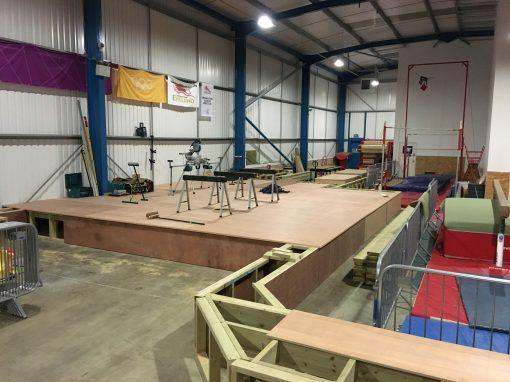 NCAAC Gymnastics Club, Northampton