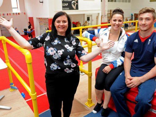Warrington Gymnastics Club, Warrington