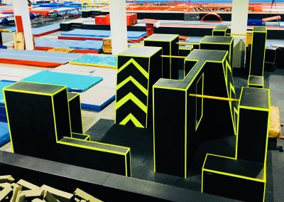 Revolution Gymnastics Club – Freestyle Urban Gym, Selly Oak