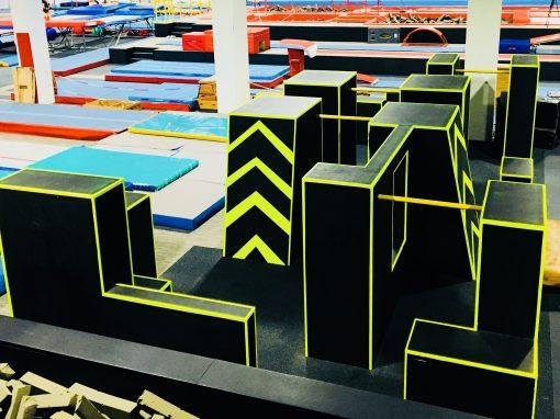 Revolution Gymnastics Club – Freestyle Urban Gym, Selly Oak