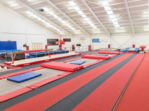 City of Leeds Trampolining Club, Leeds