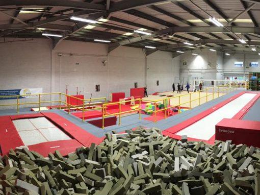 Earls Gymnastics Club, Oldbury