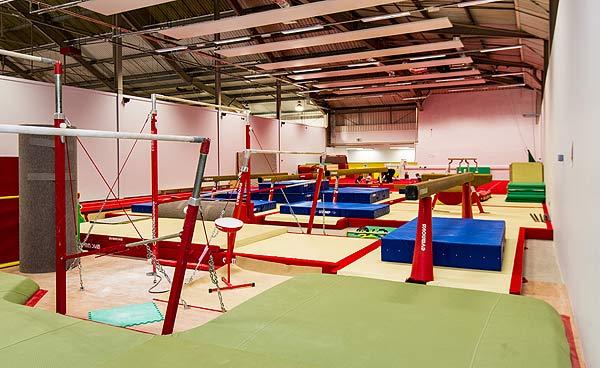 Hereford Sparks Gymnastics Club, Hereford