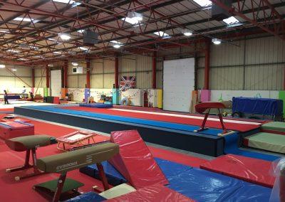 MK Springers Gymnastic Club, Milton Keynes