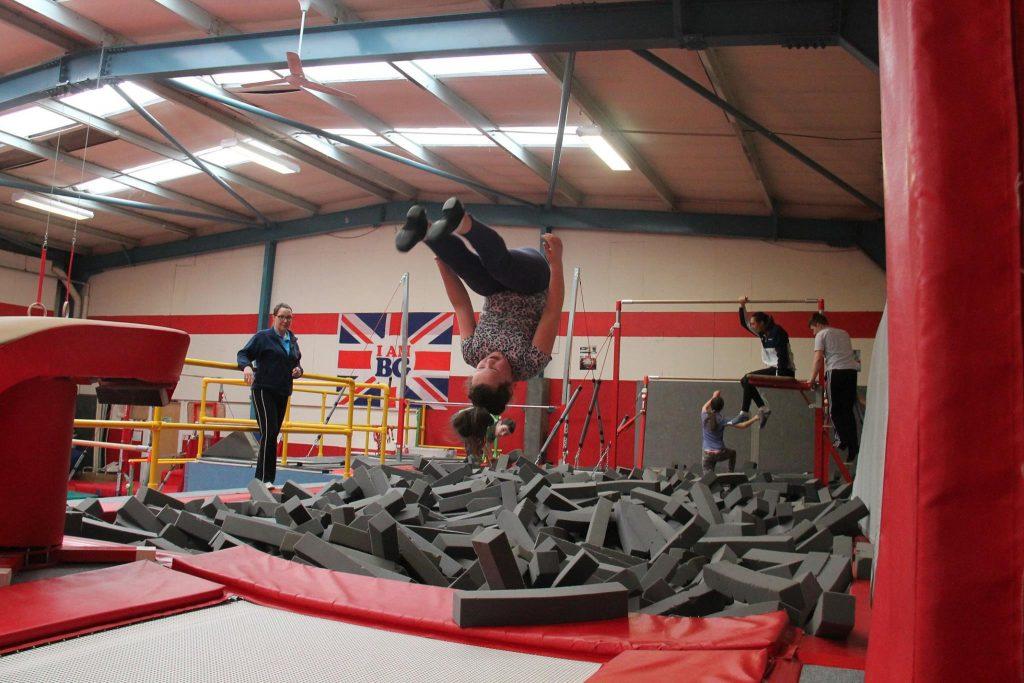 Nuneaton Olympic Gymnastics Club Nuneaton Wright