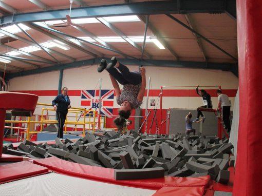 Nuneaton Olympic Gymnastics Club, Nuneaton