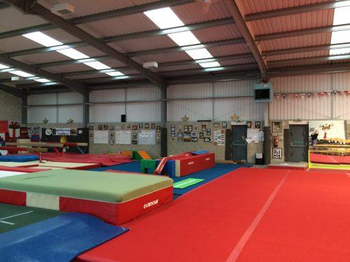 Wire Gymnastics Club, Warrington