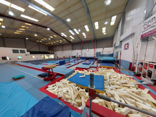 Witham Hill Gymnastics Club, Lincoln