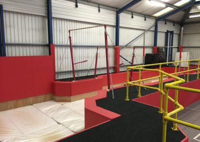 West Wilts Esprit Gymnastics Club, Trowbridge