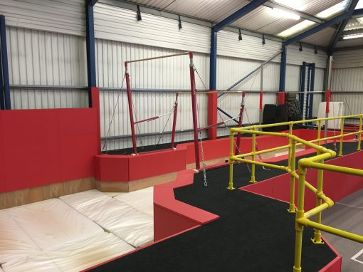 West Wilts Esprit Gymnastics Club, Trowbridge
